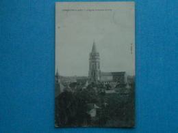 COMBOURG - (I § V) L'Eglise Dominant La Ville - Combourg