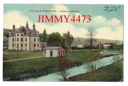 CPA - Château Rittweger En 1913 - Environs De PEPINSTER Liège - Pas De Nom D'éditeur - Scans Recto-Verso - Pepinster