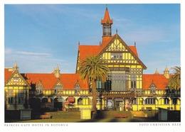 ROTORUA - NEW ZEALAND - POSTCARD. - Nueva Zelanda