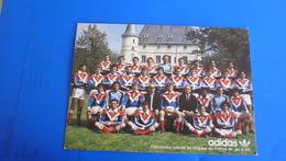 EQUIPE DE FRANCE DE JEU A XIII - ANTIPODE 1981 - Rugby