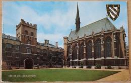 Exeter College Oxford - Ver. Königreich