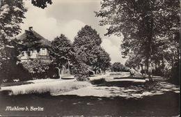 D-15831 Mahlow - Ernst-Thälmann-Straße - Blankenfelde