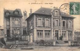 78-JUZIERS- HÔTEL NIGON - France