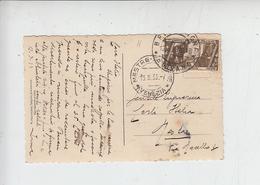 ITALIA  1933 - Sassone  330 - Da Bressanone A Mestre - 1900-44 Vittorio Emanuele III