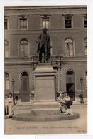 - CPA SAINT-QUENTIN (02) - Statue D'Henri-Martin (avec Personnages) - Photo Neurdein N° 23 - - Saint Quentin