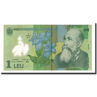 Billet, Roumanie, 1 Leu, 2005-07-01, KM:117a, NEUF - Roumanie