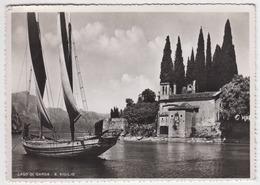 Lago Di Garda - San Vigilio - Italia