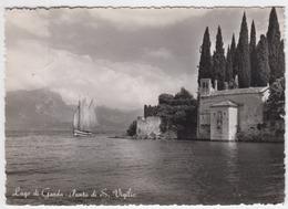 Lago Di Garda - Punta Di San Vigilio - Italia