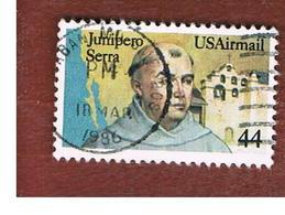 STATI UNITI (U.S.A.) - SG A2192 - 1985 AIR: FATHER J. SERRA, MISSIONARY  - USED - Posta Aerea