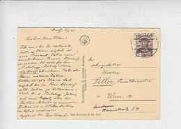 AUSTRIA 1936 -  Hohensalzburg - 1918-1945 1a Repubblica