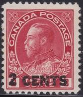 Canada  .  Scott     .      139       .      **       .  MNH    .   /    .  Postfris - 1911-1935 Regering Van George V
