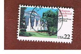 STATI UNITI (U.S.A.) - SG 2208  - 1986  150^ ANNIVERSARY OF ARKANSAS STATEHOOD - USED - Stati Uniti