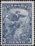 Canada  .  Scott     .     208      .      **       .  MNH    .   /    .  Postfris - 1911-1935 Regering Van George V