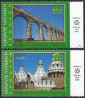 UNO WIEN 2000 Mi-Nr. 317/18 ** MNH - Wien - Internationales Zentrum
