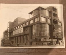 Russie Moscou Moscow 1930 Club Au Nom De Zoueff Architecte Golossef Built In 1927 Zoueff House - Russie