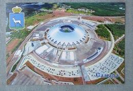 Russia. Samara Arena Aerial View - Stades