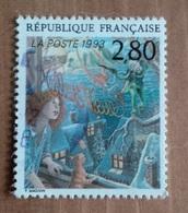 Meilleurs Vœux - France - 1993 - Gebraucht
