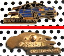 Arthus Bertrand : Automobile RENAULT Clio 16S Bleu - Arthus Bertrand