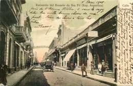 ARGENTINE   Recuerdo Del Rosario De Sta Fé - Argentine