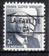 USA Precancel Vorausentwertung Preo, Locals Georgia, La Fayette 841 - Vereinigte Staaten