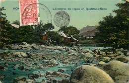 COLOMBIE  HONDA  Lavadoras De Ropas En Quebrada Seca - Colombie