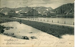 007325  Gotthard-Hospiz  1904 - TI Tessin