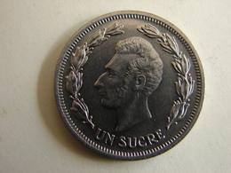 1 SUCRE 1974 - Equateur