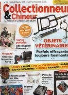 Livres, BD, Revues > Français > Non Classés Collectionneur Et Chineur N°286 Objets Veterinaires,Meccano - Livres, BD, Revues
