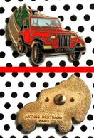 Arthus Bertrand : Automobile JEEP TEXAN Rouge - Arthus Bertrand
