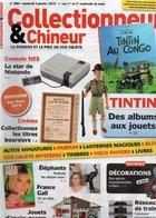 Livres, BD, Revues > Français > Non Classés Collectionneur Et Chineur N°285 Tintin Des Albums Aux Jouets - Livres, BD, Revues
