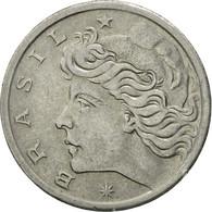 Monnaie, Brésil, 5 Centavos, 1967, TTB, Stainless Steel, KM:577.1 - Brésil