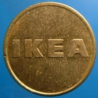 KB216A-1 - IKEA - Delft - B 20.0mm - Koffie Machine Penning - Coffee Machine Token - Firma's