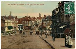 Saint-Quentin / La Rue D'Isle / Le Beffroi - Saint Quentin