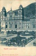 COLOMBIE  BOGOTA  Iglesia Catedral - Colombie
