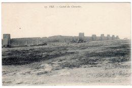 Maroc.  Fès. Casbah Des Cherardas - Fez (Fès)