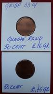 2 Blanco Plaatjes 50 Cent Koolmijner - 03. 50 Centiem
