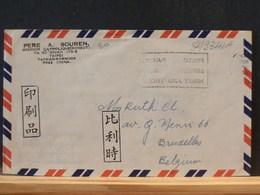 82/940A  LETTER TO BELG. - 1945-... République De Chine