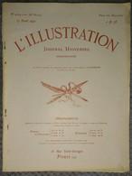 L'Illustration 4024 17 Avril 1920 L'occupation Française De Francfort/André Tardieu/Salon Peinture/Mort De Roybet/Rouffé - Journaux - Quotidiens