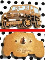 Arthus Bertrand : Automobile MERCEDES 4x4 Noir - Arthus Bertrand