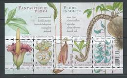 BLOK 213 Fantastische Flora Postfris** 2014 - Blocks & Kleinbögen 1962-....