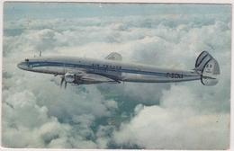 Comité National De L Enfance Lockheed Super Constellation Air France - 1946-....: Ere Moderne