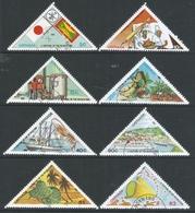 Grenada. 1981 Festival Of The Revolution. Used Complete Set. SG 1112-1119 - Grenada (1974-...)