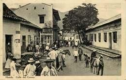 COLOMBIE  HONDA   Calle Del Correo - Colombie