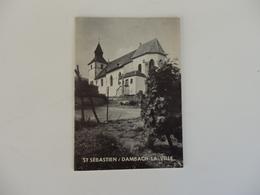 Fascicule De 11 P. Sur St Sébastien/ Dambach-la-Ville (67). - Dépliants Touristiques