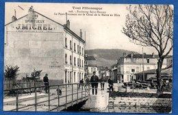 Toul   - Faubourg St Mansuy - Toul