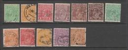 Yvert Entre 18 Et 30 Oblitéré - Used Stamps