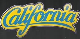 2 Autocollants Clifornia - Les Jeans - Autocollants