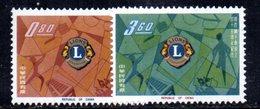 XP4364 - TAIWAN FORMOSA 1962 , Serie Yvert N. 423/424  ***  MNH  Lyons - 1945-... République De Chine