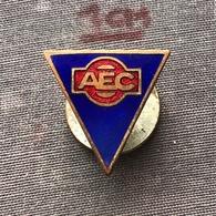 Badge Pin ZN007934 - Truck (Lastkraftwagen / Kamion) Autobus AEC Associated Equipment Company England - Badges