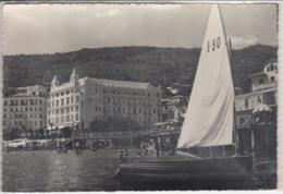 OPATIJA  Abbazzia - Panorama 1953 - Jugoslavia